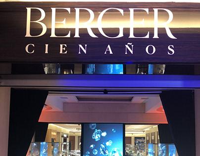Diseño de montaje Berger 100