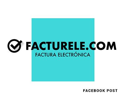 Facturele.com - Facebook Post