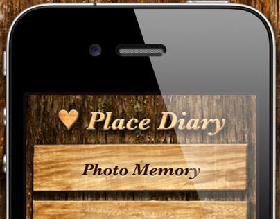 Place Diary app (2012)