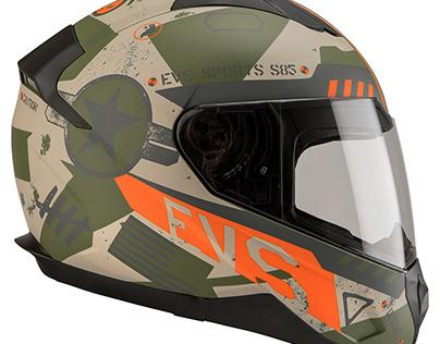 Warbird Street Graphics: EVS Sports