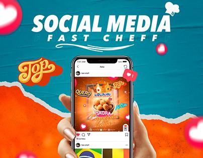 Fast Cheff - Social Media 2018