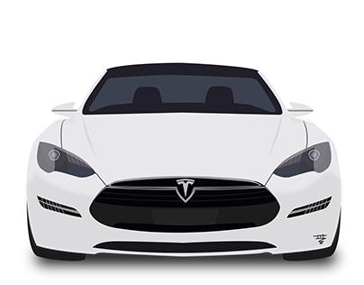 Tesla Illustration
