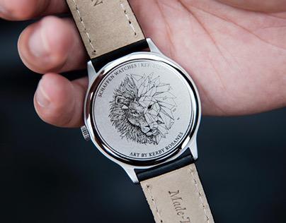Kerby x Schaffen Watches