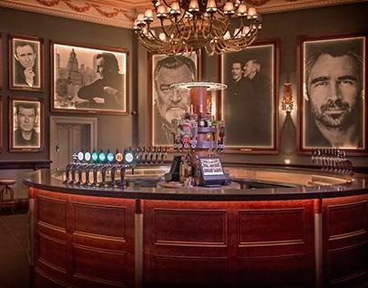 Divine Design - Portrait Bar
