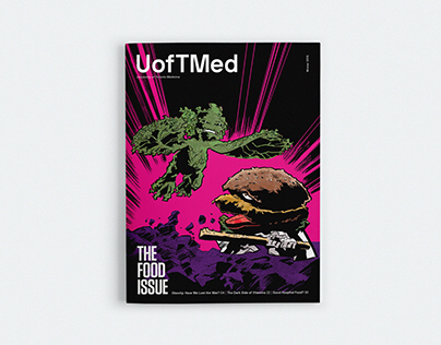 UofTMed — The Food Issue