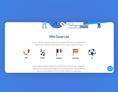 Web Development | PPA COVER LTD.