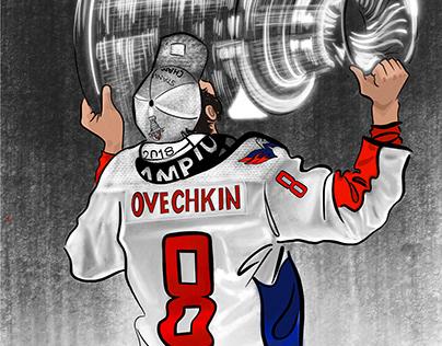 Alexander Ovechkin - Ovi