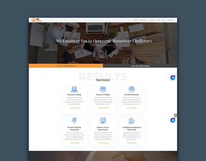 Staffing Firm | Website Design & Development