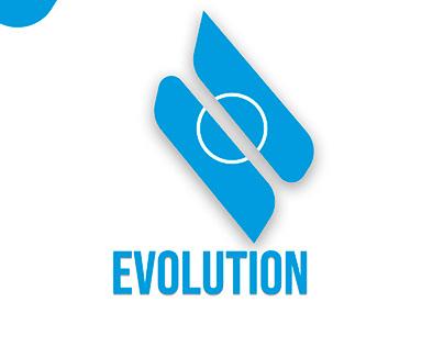 EVOLUTION-CRIAÇÃO DO LOGO