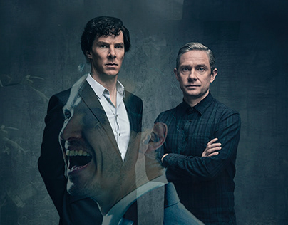 Sherlock alternative poster