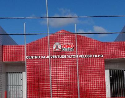 Sinalização - Centro de Juventude