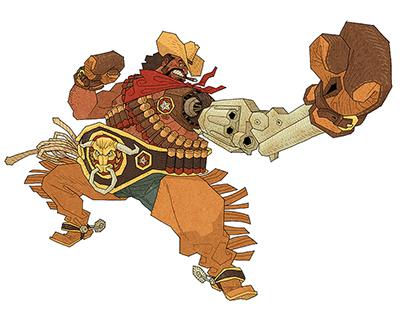 Just - Cowboy Boxer