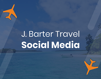 J Barter Travel Social Media
