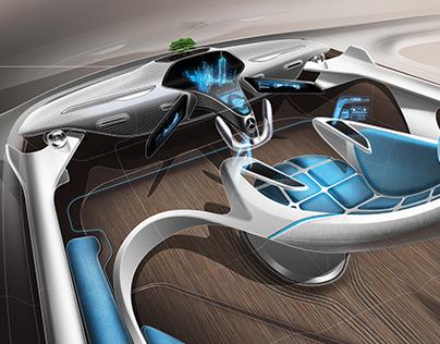 Mercedes Spero Interior Design Project