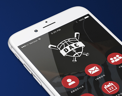 DAC Sports App