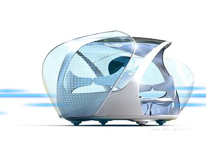 | PYRA | Autonomous vehicle interior design