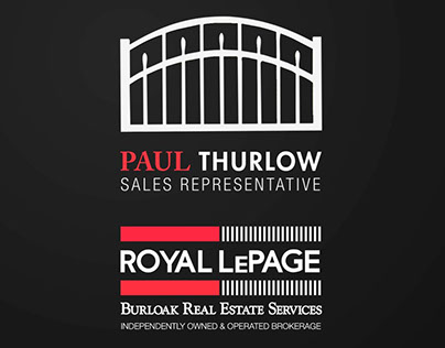 Motion Graphics • 6 • Logo Reveal • Royal LePage