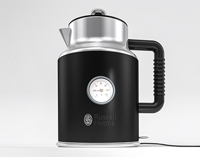 3D modely konvice Russell Hobbs