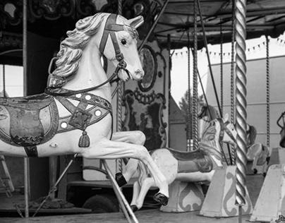 Foire St Martin 1987 - Pontoise