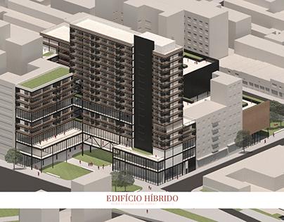 Projeto VI: Edifício Híbrido