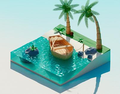 island   isometry