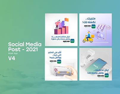 Social Media Post 2021 V4