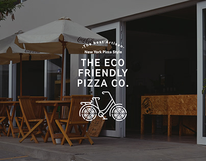 The Eco-friendly Pizza
