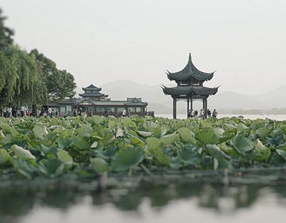 Hangzhou, Summer