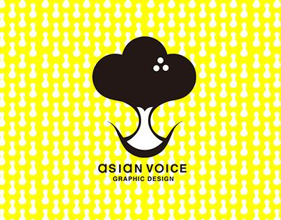 asianvoice / Logo