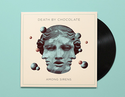 Death by Chocolate – Among Sirens (Album Artwork)