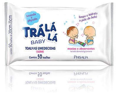 Linha TRáLáLá Baby Cliente: Phisalia Benchmark