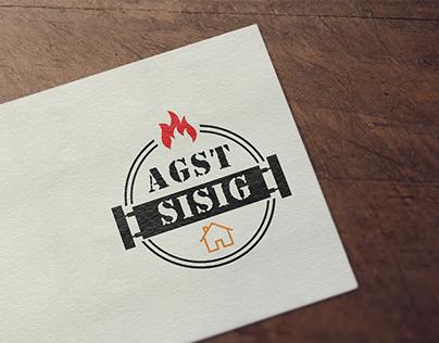 AGST Sisig House Logo