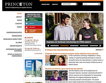 Princeton University - School of Engineering