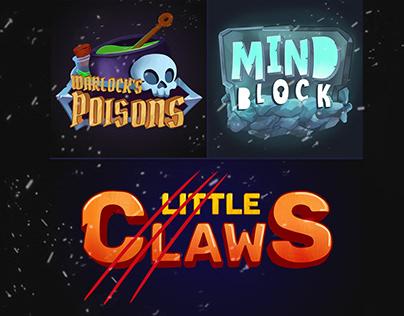 Logo for Mobile Game