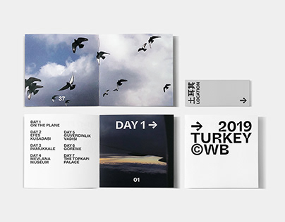 TURKEY 2019| Designed by CHENWB