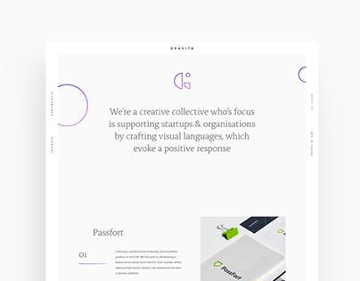 Gravita Rebrand - 2017