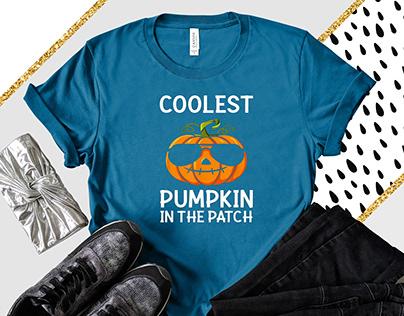 pupmkin T Shirt design