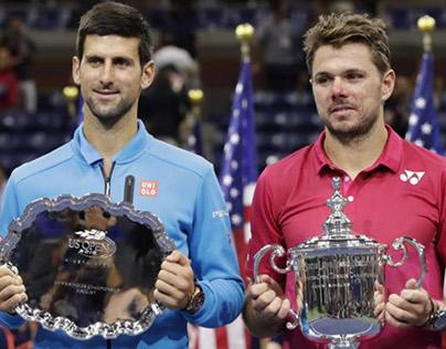 2016 US Open Men's Final Snapchat Story