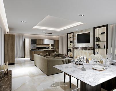 Luxury Living Room 2020_CGI