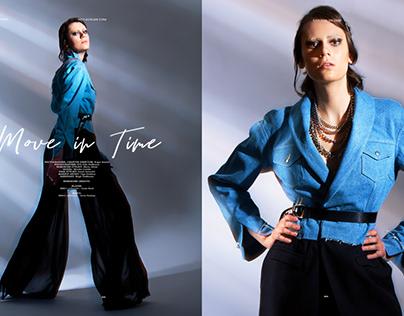 Move in time for Stylecruze Magazine vol 10