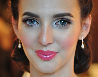 Bridal Makeup, Oana