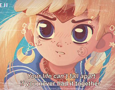 🌙 💖 Sailor moon redraw 💖 🌙