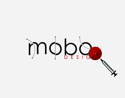 Mobodesign's tranforming animation from old to new logo