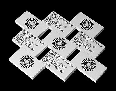 ABBOTSFORD ARTS COUNCIL / branding
