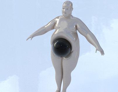 gordo-cañon