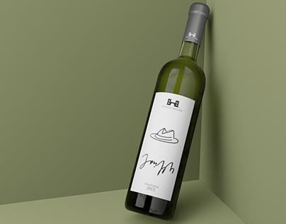 WINE BOTTLE | 3D modeling & texturing