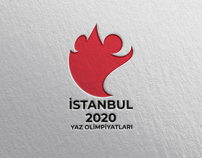 Istanbul 2020 Olympics Corporate Identity and Work