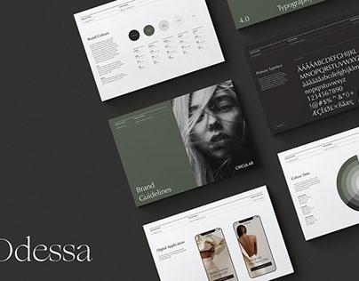 ODESSA / Brand Guidelines