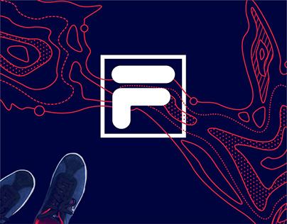 Fila   Footwear packaging