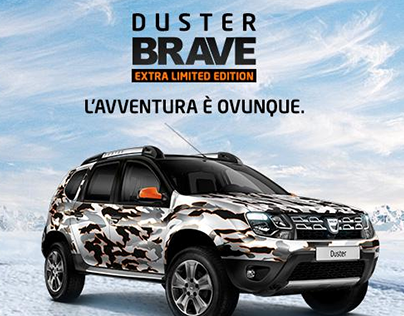 Dacia Duster Brave - Adventurize your Life